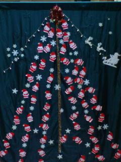 病院のクリスマス飾り