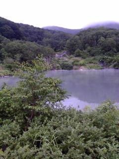 八甲田山に来ています